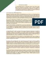 HISTORIA DE LA ANTROPOLOGIA FORENSE EN GUATEMALA