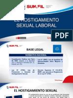HOSTIGAMIENTO SEXUAL LABORAL