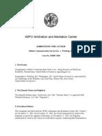Mobile Communication Service Inc. v. WebReg, RN Case No. D2005-1304