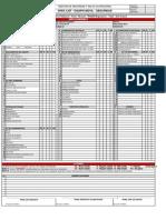 CHECK LIST EQUIPOS 2 modelo