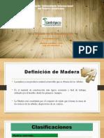 exposicion sobre usos de la madera