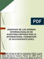 Adopcion de Las Nia