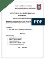 OBTENCIÓN DE LAS CONSTANTES DE MODELOS CINÉTICOS DE CRECIMIENTO Y CONSUMO DE SUSTRATO (2).docx