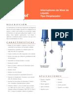 Interruptor de Nivel -Displacer Magnetrol.pdf