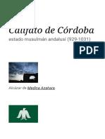 Califato de Córdoba .pdf
