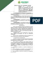 Decreto do Governo do Amazonas