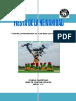 FIESTA DE LA NEIVANIDAD 2019