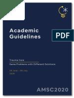 Guideline academic