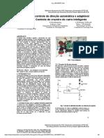 69 - Projeto de controle de direção automática e adaptável
