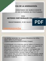 10. Historia de la andragogía