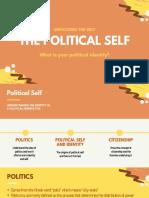 POLITICAL SELF