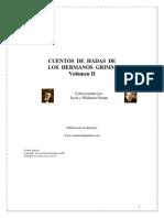 Cuentos de los Hermanos Grimm volumen 2.pdf