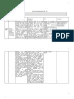 Planificación PD Cuarto Año Medio 2020