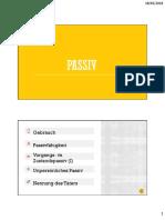 Passiv (1)