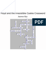 Floyd Crossword Ans