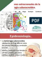 Complicaciones Extracraneales de La Hemorragia Subaracnoidea