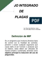 Presentación 6. MANEJO INTEGRADO DE PLAGAS