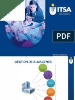 GESTION DE ALMACENES VALORIZACION DE INVENTARIOS