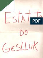 Estatuto do GESLLUK