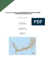 02-27-06 E-Tech Report Spanish Camisea Pipeline Failure