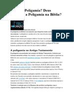 O Que é Poligamia.pdf