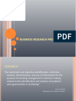 BUSINESS  RESEARCH PROCESS.ppt