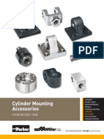 Parker Cylinder Mounting Accessories