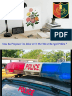How to Prepare for Jobs With the West Bengal Police