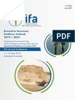 2019_IFA_Annual_Conference_Montreal_Fertilizer_Outlook_2019-2023_Summary