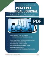 NANDINI CHEMICAL JOURNAL, DECEMBER 2014 ISSUE.pdf