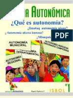 Bolivia Autonómica 1