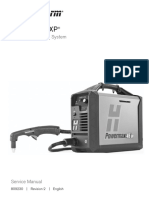 HyperthermPowermax45XPServiceManual