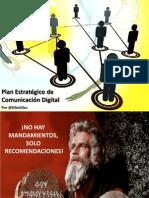 Plan Estratégico de Comunicación Digital