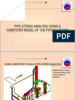 PIPING STRESS ANALYSIS - PIPING MODELING CAESAR II.pdf