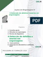 4 Analise de Vibrações Em Engrenagens - Detecção de Defeitos e Avarias Em Engrenagens
