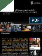 Estudio 2009 de hábitos y percepciones de los mexicanos sobre Internet