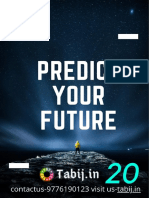 Accurate astrological prediction on your future by astrology specialist