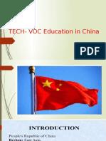 TECH- VOC Education in China.pptx