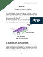 Ch7 Calcul Des Contreventements