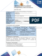Guía de actividades y rubrica  de evaluación - Paso 3 - Diseñar la automatización mediante Microcontroladores.docx