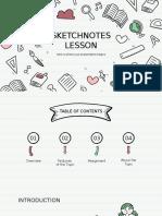 Sketchnotes Lesson Green variant.pptx