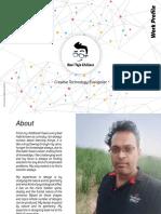 Work Portfolio 2018   Ravi Teja Chillara