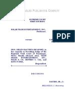 Solar Team Entertainment, Inc. vs. Ricafort, G.R. No. 132007, August 5, 1998, 293 SCRA 661.pdf