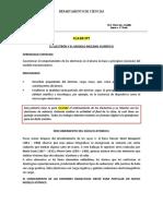 EL ELECTRÓN Y EL MODELO MECANO CUÁNTICO CLASE 1.docx