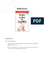 Brain Rules for Baby References