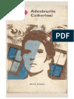 163. Jean Cayrol - Adevarurile Catherinei v2.0 Dyo (1).doc