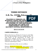 URBANES V SEC OF LABOR