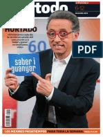 Revista Teletodo 6 julio 2019 (entrevista a Jordi Hurtado)