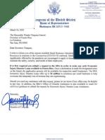 Carta de Jenniffer González
