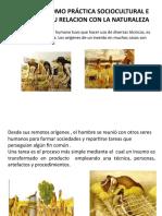 LA TÉCNICA COMO PRÁCTICA SOCIOCULTURAL E HISTÓRICA Y